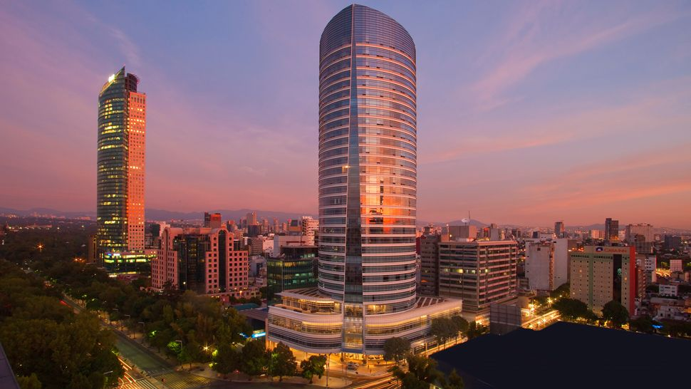 St Regis Mexico City Hotel  Luxury Hotels in Mexico City